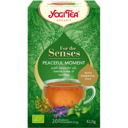 Yogi Tea - For the senses -...