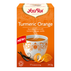Yogi Tea - Turmeric Orange